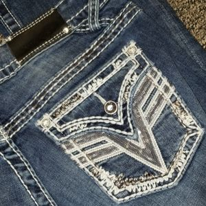 5/6 Vigoss Jeans